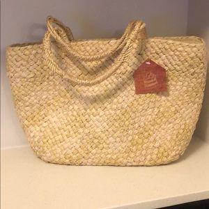 Handbags - Summer straw bag